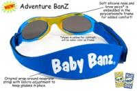 Banz Adventure Sunglasses - Silver Leaf