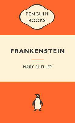 Frankenstein (Popular Penguins) by Mary Shelley