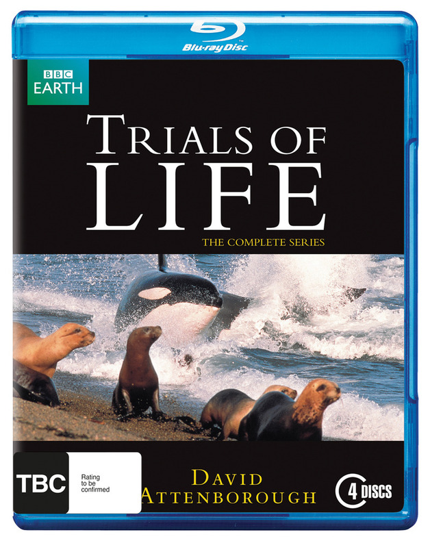 Trials of Life: The Complete Series on Blu-ray