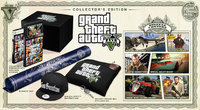 Grand Theft Auto V Collector's Edition for PS3