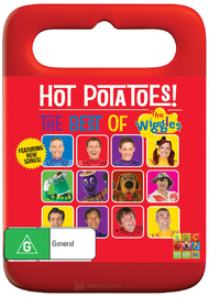 Hot Potatoes! The Best of The Wiggles DVD