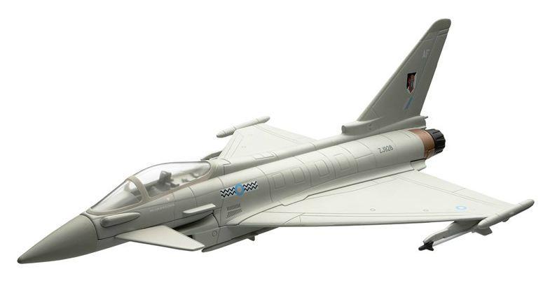 Corgi Flight Eurofighter Typhoon 1/72 Diecast Model image