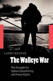 The Walleye War by Larry Nesper image