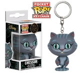 Alice Through the Looking Glass: Chessur Cat - Pocket Pop! Keychain