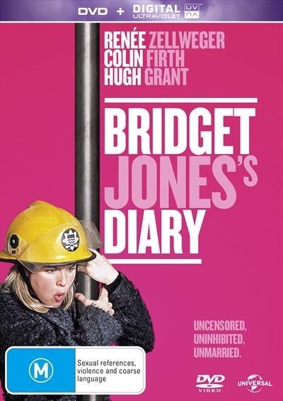 Bridget Jones's Diary on DVD