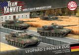 Flames of War: Team Yankee - Leopard 2 Panzer Zug