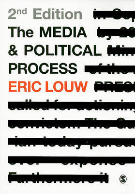 The Media and Political Process by Eric Louw image