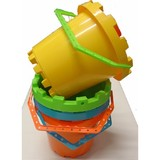 Round Castle Bucket - Large (Assorted)