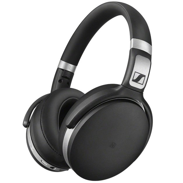 Sennheiser HD 4.50 BT/NC Wireless Over-Ear Headphones - with Bluetooth and Active Noise Cancellation