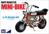 MPC: 1/8 Rupp Mini Bike (Red) - Model Kit