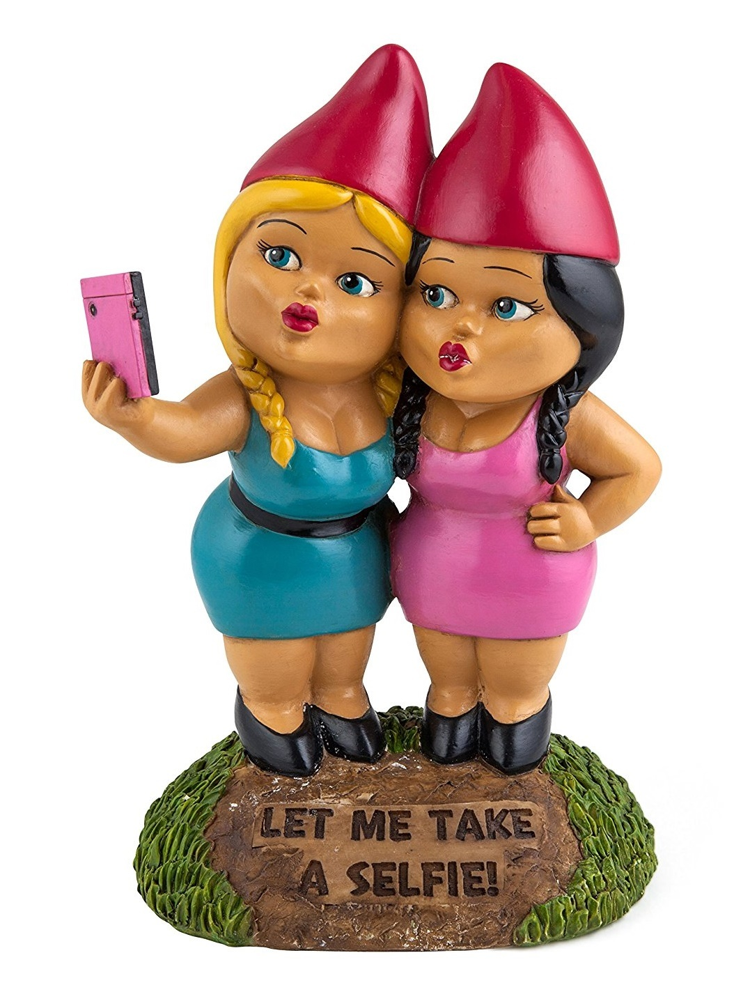 BigMouth:The Selfie Sisters Gnome image