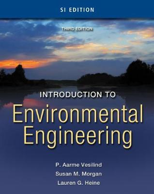 Introduction to Environmental Engineering - SI Version by P. Vesilind image