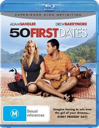 50 First Dates on Blu-ray image