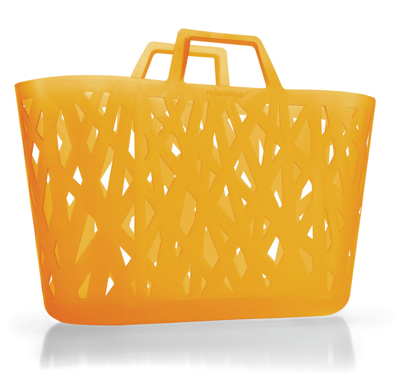 Reisenthel Nest Basket - Neon Orange image