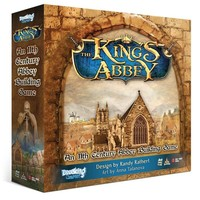 The Kings Abbey - The 11th Century Building Game image