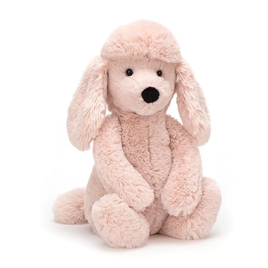 Bashful Poodle - Medium Plush image
