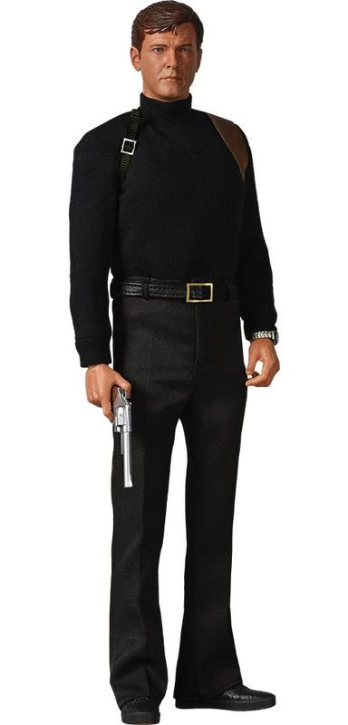 "James Bond: Live and Let Die - James Bond (Moore) - 12"" Articulated Figure"