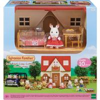 Sylvanian Families: Red Roof Cosy Cottage Starter Home