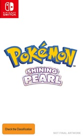 Pokemon Shining Pearl for Switch