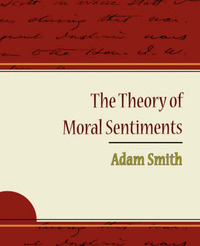 the theories of adam smith