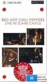 Red Hot Chili Peppers - Live At Slane Castle for PSP