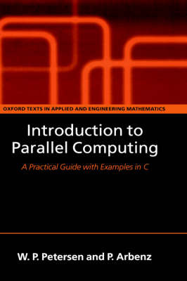 Introduction to Parallel Computing by Wesley Petersen image