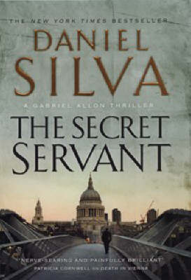 The Secret Servant by Daniel Silva image