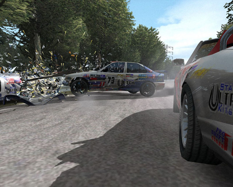 Cross Racing Championship screenshot