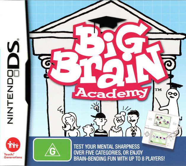 Big Brain Academy for DS