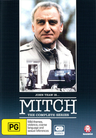 Mitch - The Complete Series on DVD
