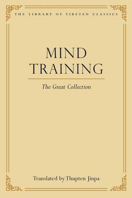 Mind Training by Thupten Jinpa image