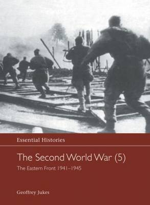 The Second World War by Geoffrey Jukes
