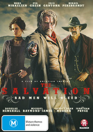 The Salvation on DVD