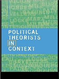Political Theorists in Context by Stuart Isaacs image