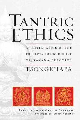 Tantric Ethics by Tsongkhapa image