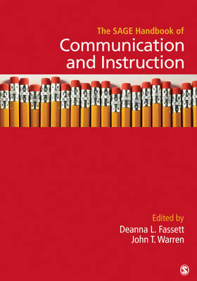 The SAGE Handbook of Communication and Instruction image