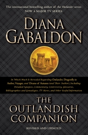 The Outlandish Companion Volume 1 by Diana Gabaldon