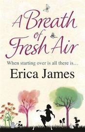 A Breath of Fresh Air by Erica James image