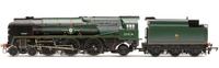 Hornby: Early BR 4-6-2 'Nederland Line' Merchant Navy Class