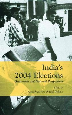 India's 2004 Elections image