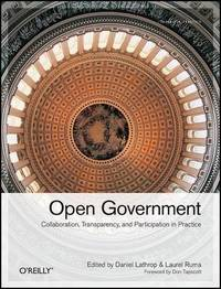 Open Government by Daniel Lathrop image