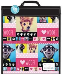 Spencil: Woof - Homework Bag