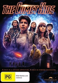 The Comet Kids on DVD