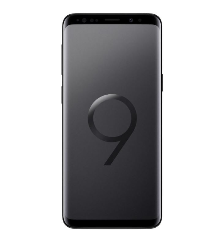 Samsung Galaxy S9+ 256GB - Midnight Black image