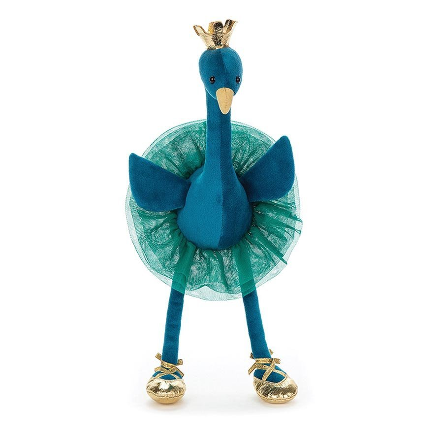 Jellycat - Fancy Peacock image