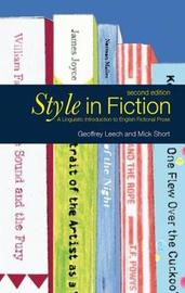 Style in Fiction by Michael H. Short