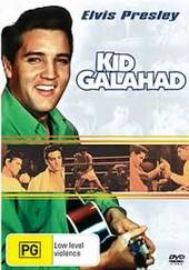 Kid Galahad on DVD