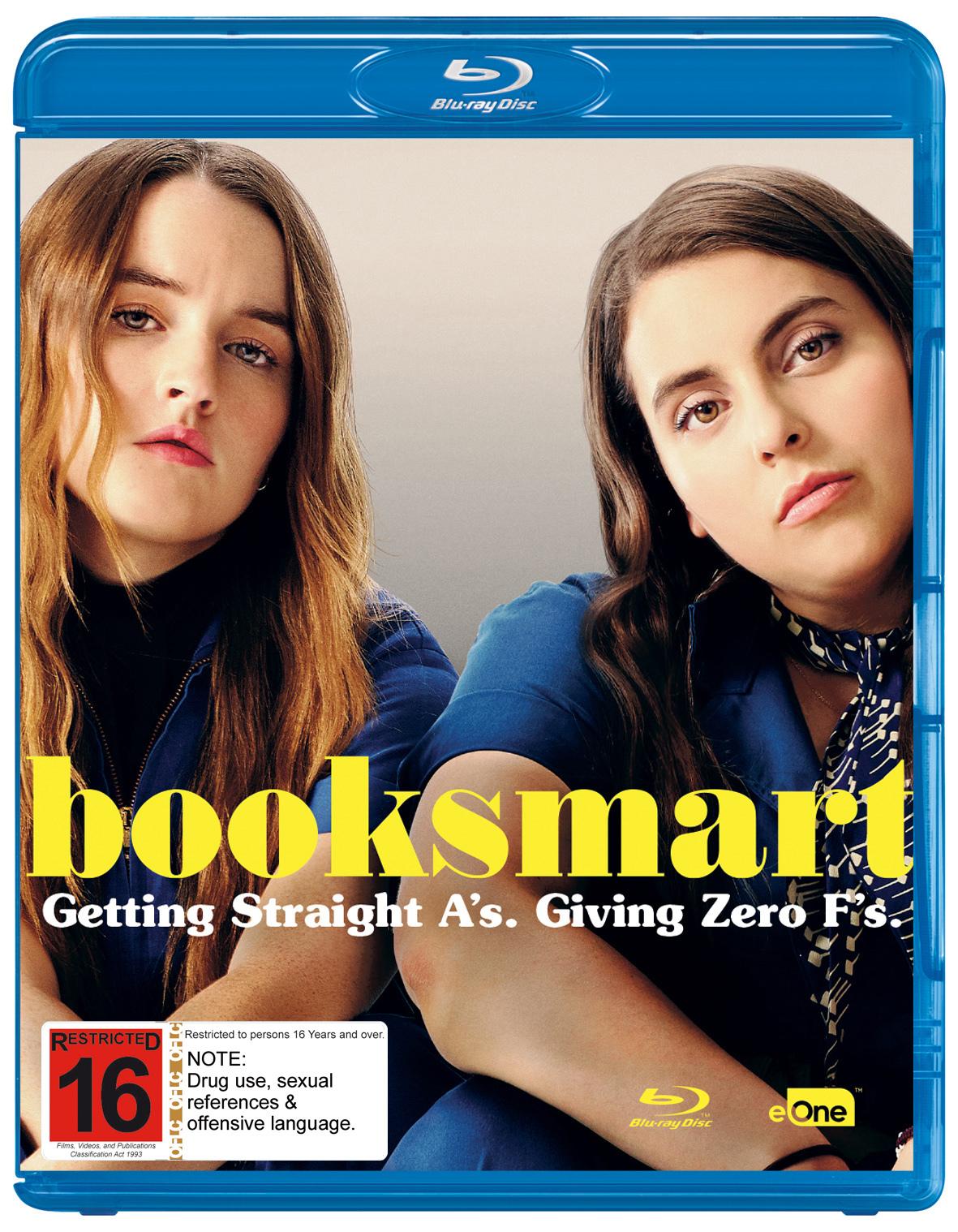 Booksmart on Blu-ray image