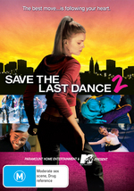 Save The Last Dance 2  on DVD