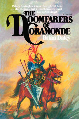The Doomfarers of Coramonde by Brian Daley image